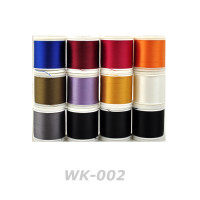 Lot of 12ea Wrapping Nylon Thread A size 100yd (WK002)