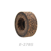 Rubber Cork Butt Cap Straight type (E-27BS)