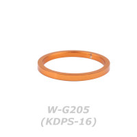 Rodcraft Simple Ring for Fuji Reel Seat - KDPS16 (W-G205)
