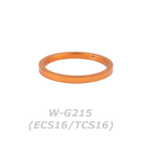 Rodcraft Simple Ring for Fuji Reel Seat -Rear of ECS16/TCS16 (W-G215)