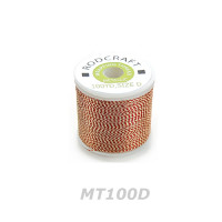 2 Tone Metallic Thread  100yd,D Size (MT100D)