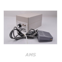 Wrapping Machine Motor Part with Foot Switch (AMS)