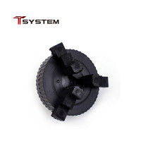 JadrakT-SYSTEM 3 Jaw Self Centering Chuck for Rod building Dryer (TCK-B)