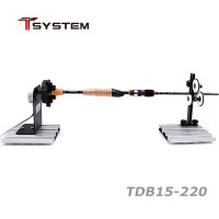 T-SYSTEM Rod Dryer System (TDB15) for Rod Building-3 Jaw Self Centering Chuck