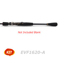 Black Marble RVSS16 Spinning 2 Handle Kits  (EVF1620-A)-ZX