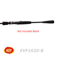 Black Marble RVSS16 Spinning 2 Handle Kits  (EVF1620-B)-ZW
