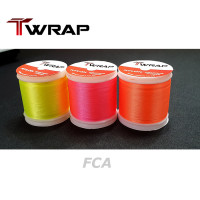 JADRAK T-Wrap FC Color Nylon Wrapping Thread 100m,A Size (FCA)