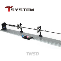 T-SYSTEM Hand Wrapper and Rod Dryer-800mm Aluminum Base 2ea (TMSD)